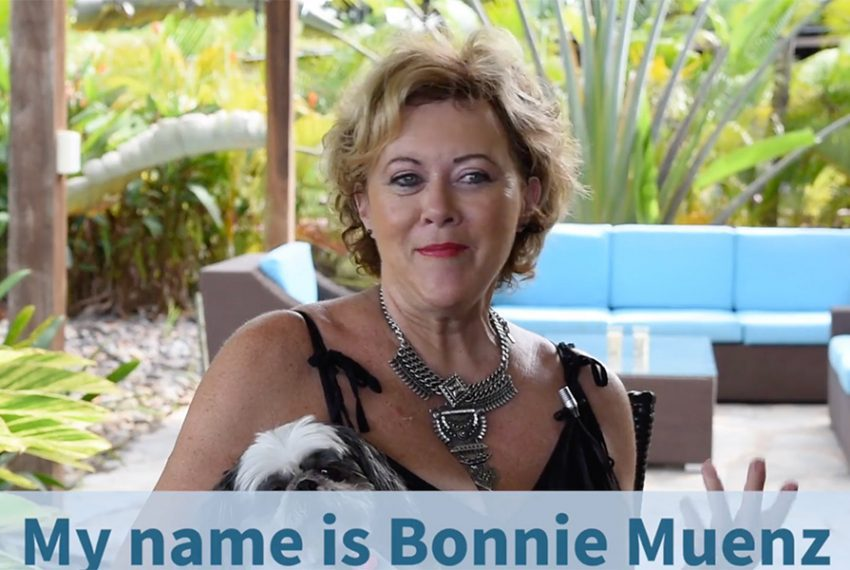 Story of Bonnie Living in the Azuero in Panama