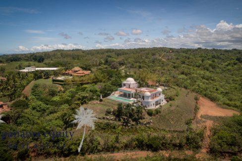 The White Villa Drone (2 of 3)