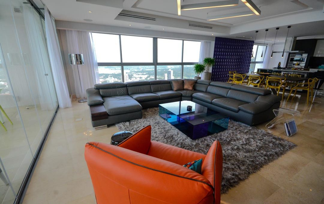 Yoo Panama Penthouse Luxury Real Estate (3)