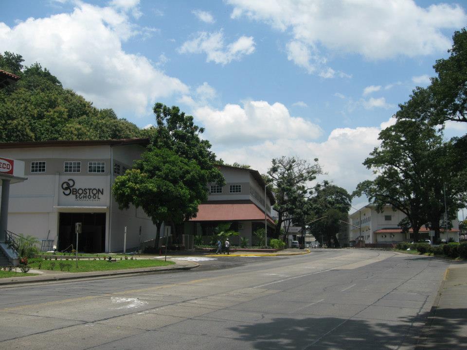 Schools in Panama - Boston School International Panama grounds