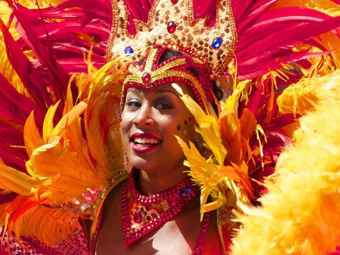carnival panama dancer