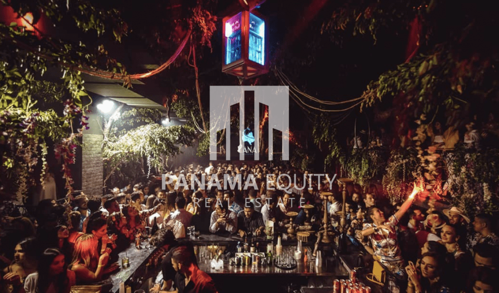 la tana new year's eve panama