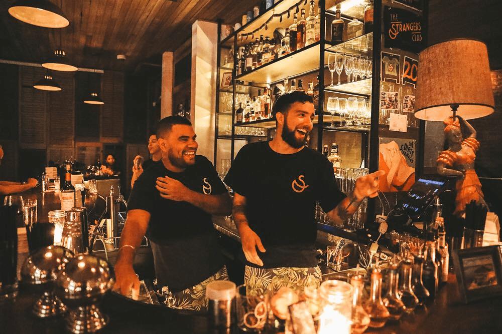 strangers club bar panama