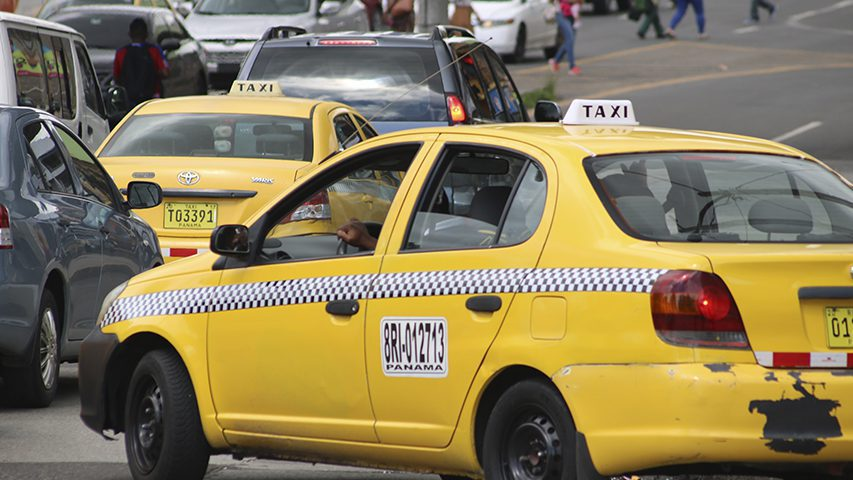 taxi-yellow-panama