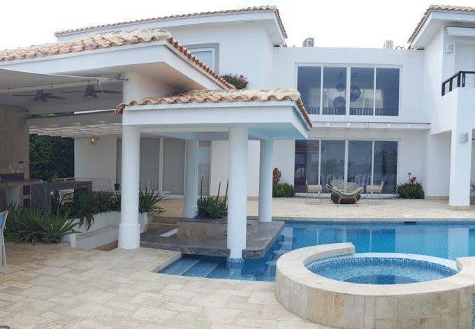 Vista Mar Panama beach home sale