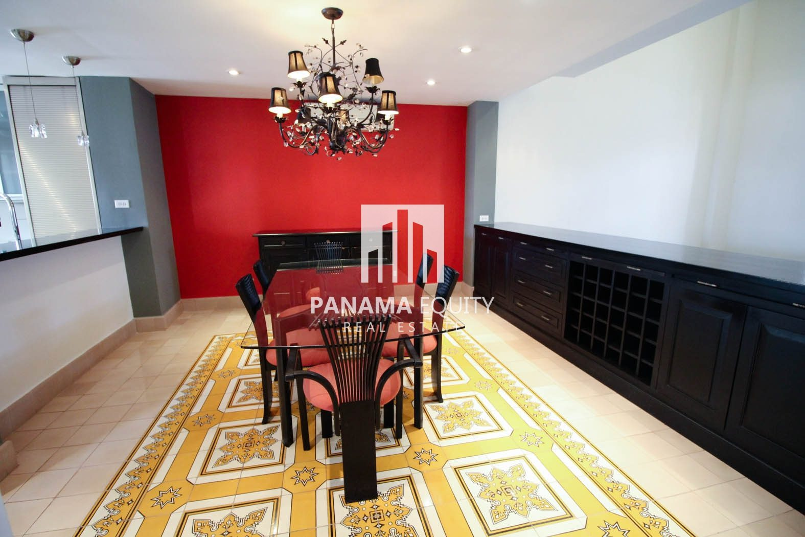 Fabulous Three bedroom Penthouse for rent in Panama's Historic Casco Viejo