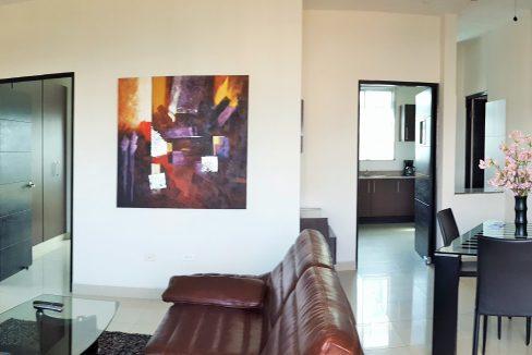 Obarrio Panama city apartment for sale
