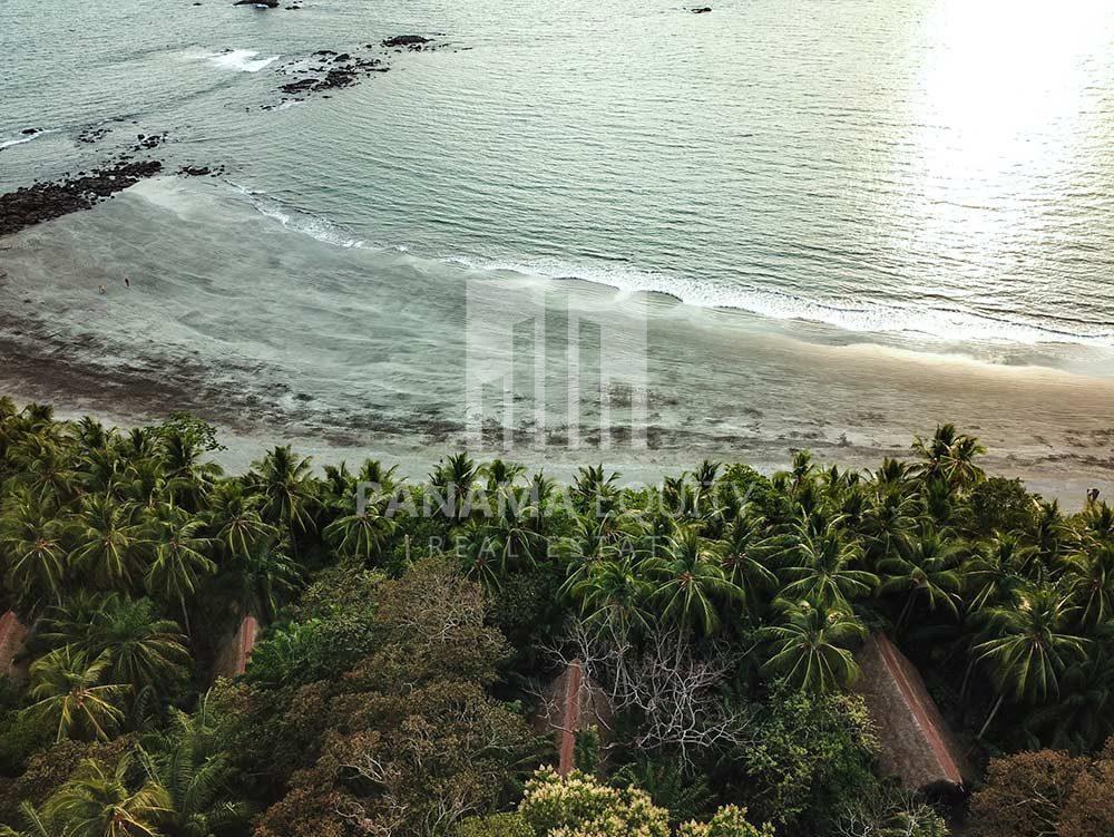 Isla Palenque Resort beachfront