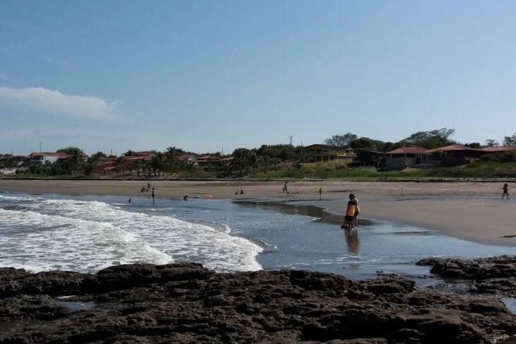 Playa El Uverito, Las Tablas