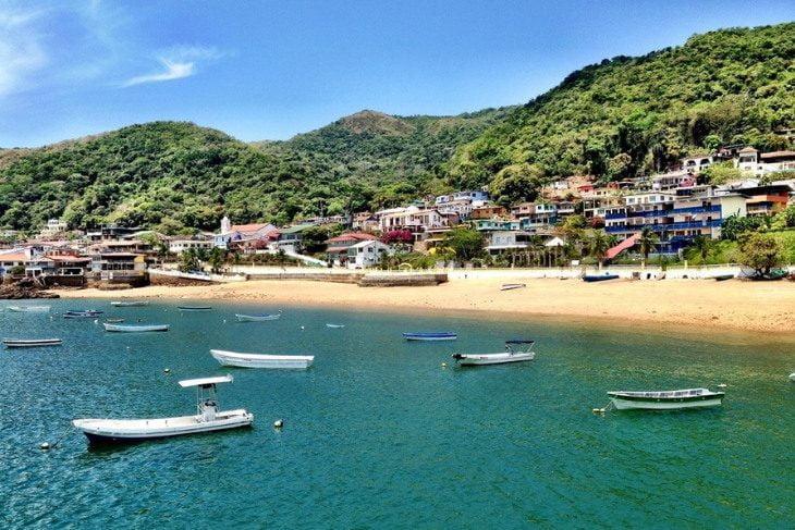 Taboga Island, one of the best beach destinations near Panama City