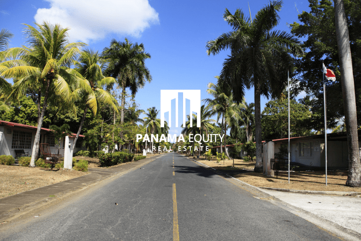 Clayton, a neighborhood of Panama City.