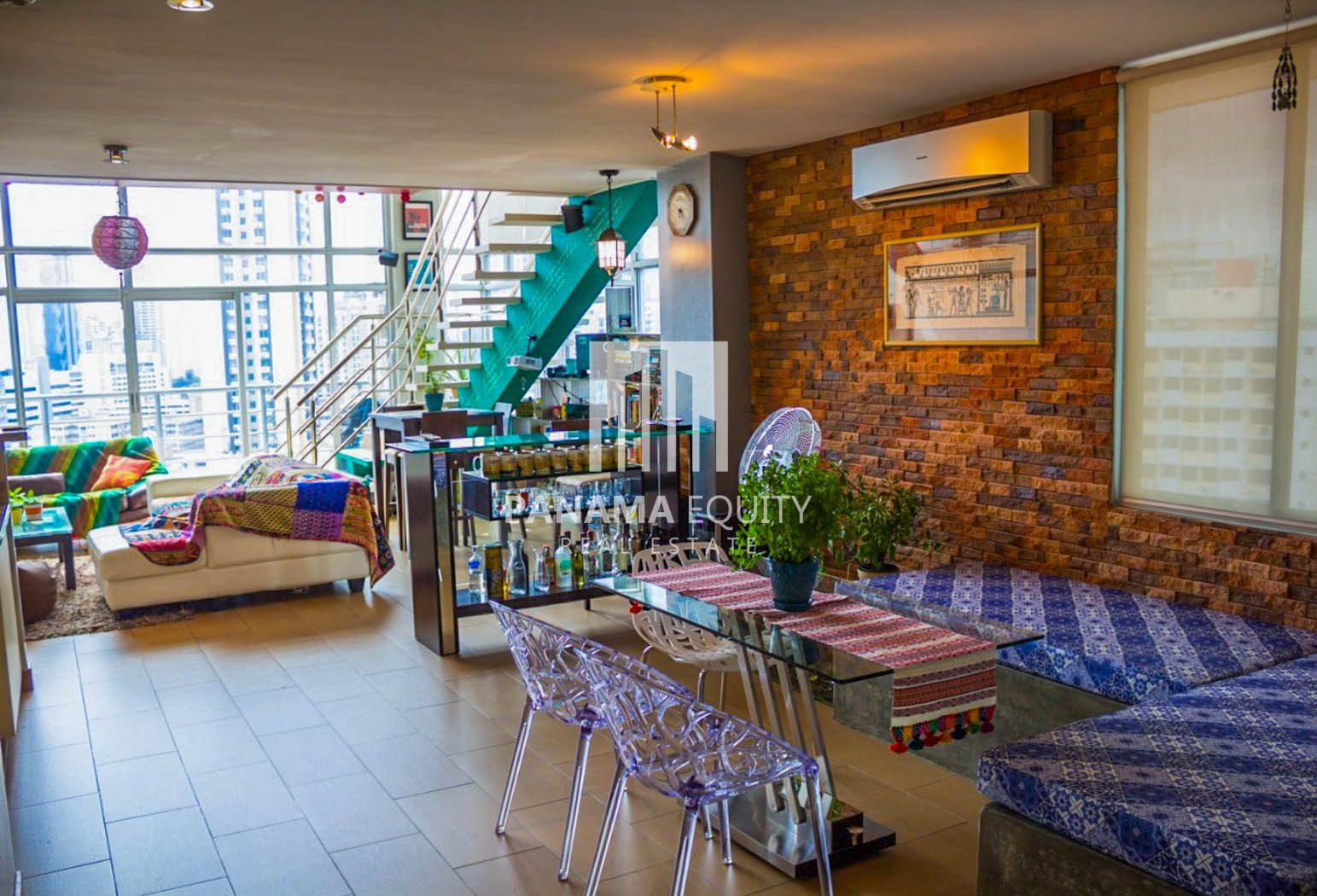 Modern and Trendy Loft in the Heart of El Cangrejo!