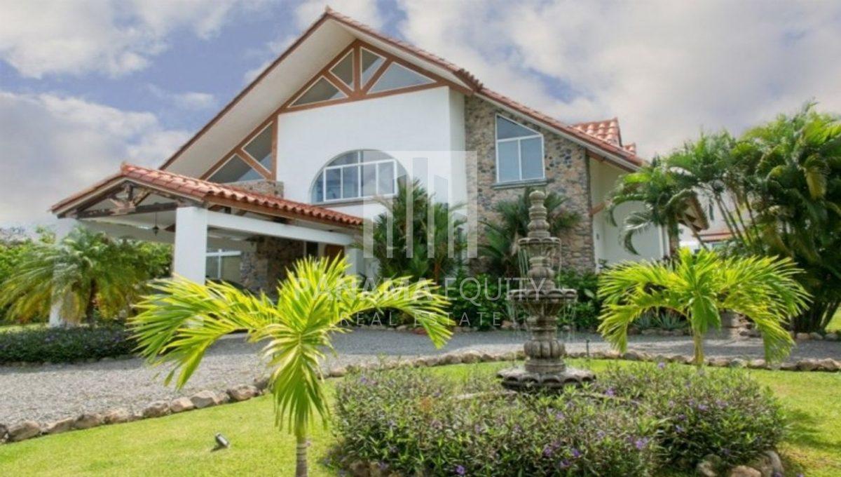 Panama House Punta Barco 1