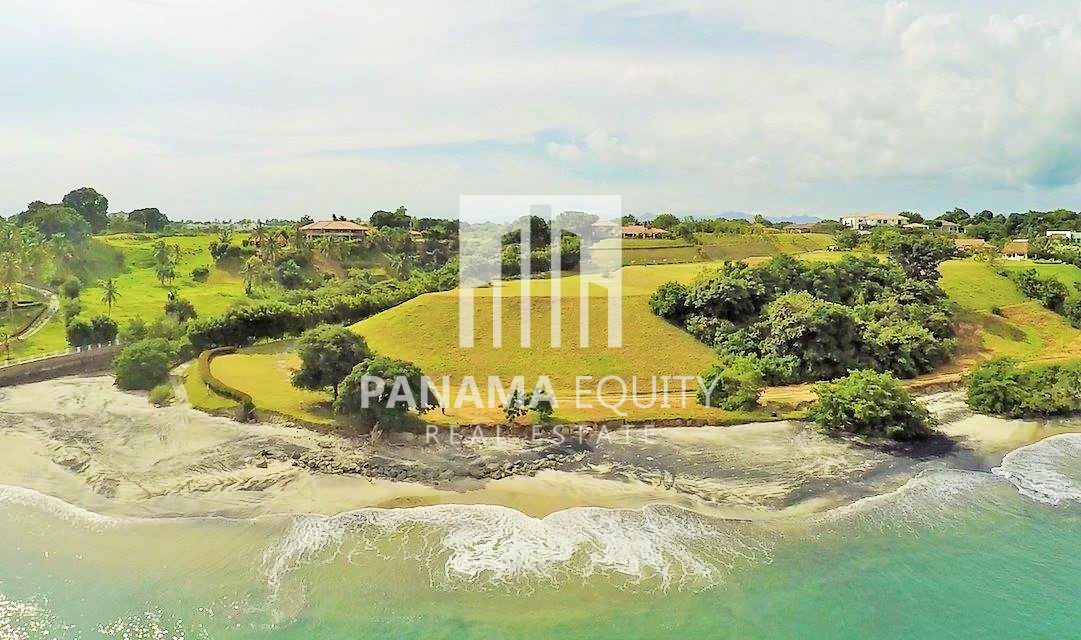Super Prime Oceanfront Homesite Rio Hato
