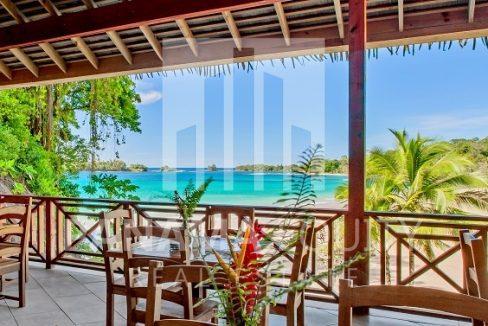 Caribbean Beachside Apartment for sale Bocas del Toro Panama (1)