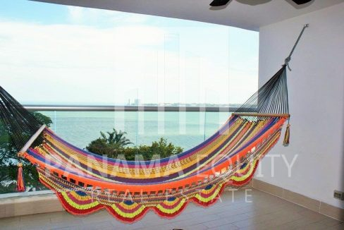 Gorgona Panama Beachfront Condo for sale