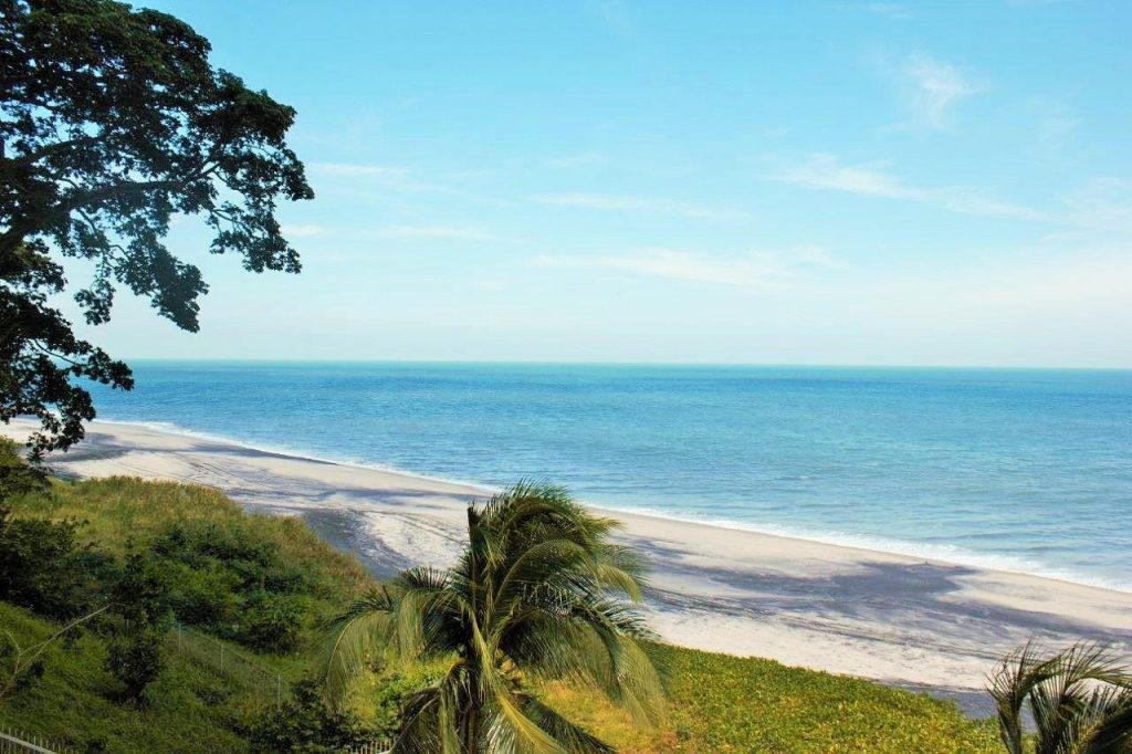 Gorgona Panama Beachfront Condo for sale