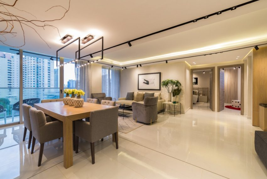 El Cangrejo Panama Velure Apartment for sale