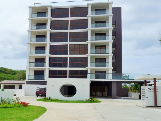 Playa Corona Panama beach condo for sale