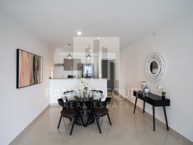 Zaphiro El Cangrejo Panama Apartment for Rent
