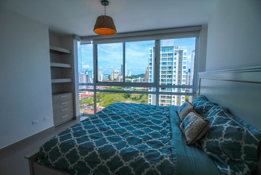 Zaphiro El Cangrejo Panama Apartment for Rent-008