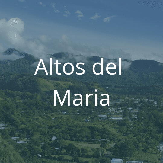 Altos del maria Real estate