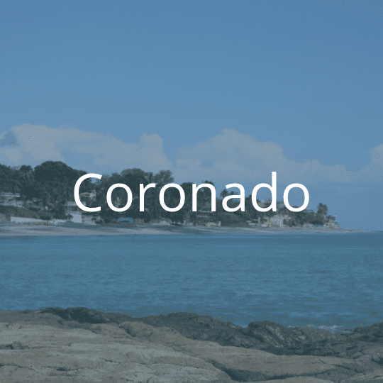 Coronado real estate