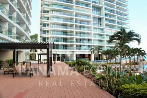 Beach Front Condo in Gorgona 1