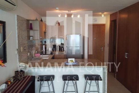 Beach Front Condo in Gorgona Panama for sale