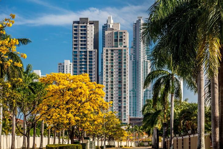 Costa del este panama neighborhood