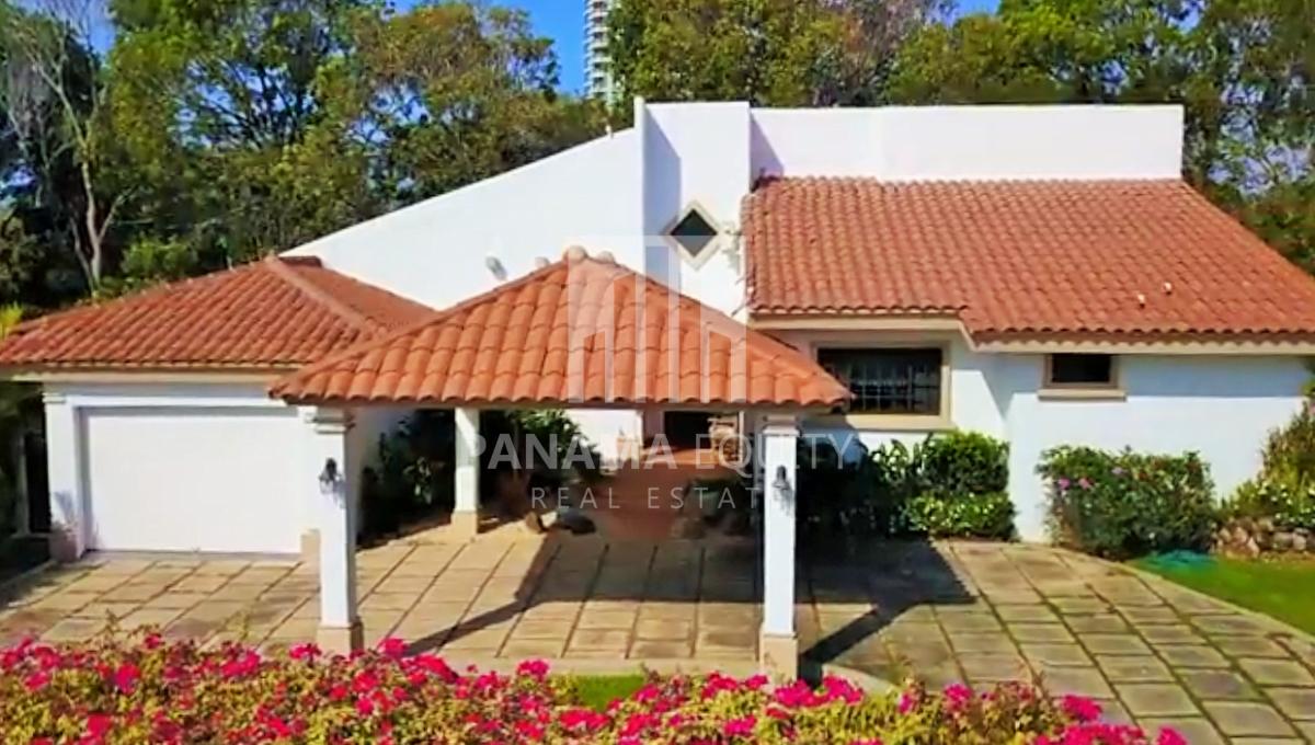 House in Coronado Panama 1