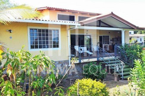 San Carlos Panama Beach house for sale