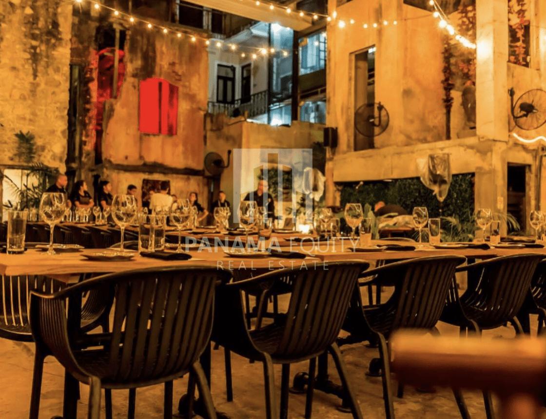 Tomillo Restaurant Panama