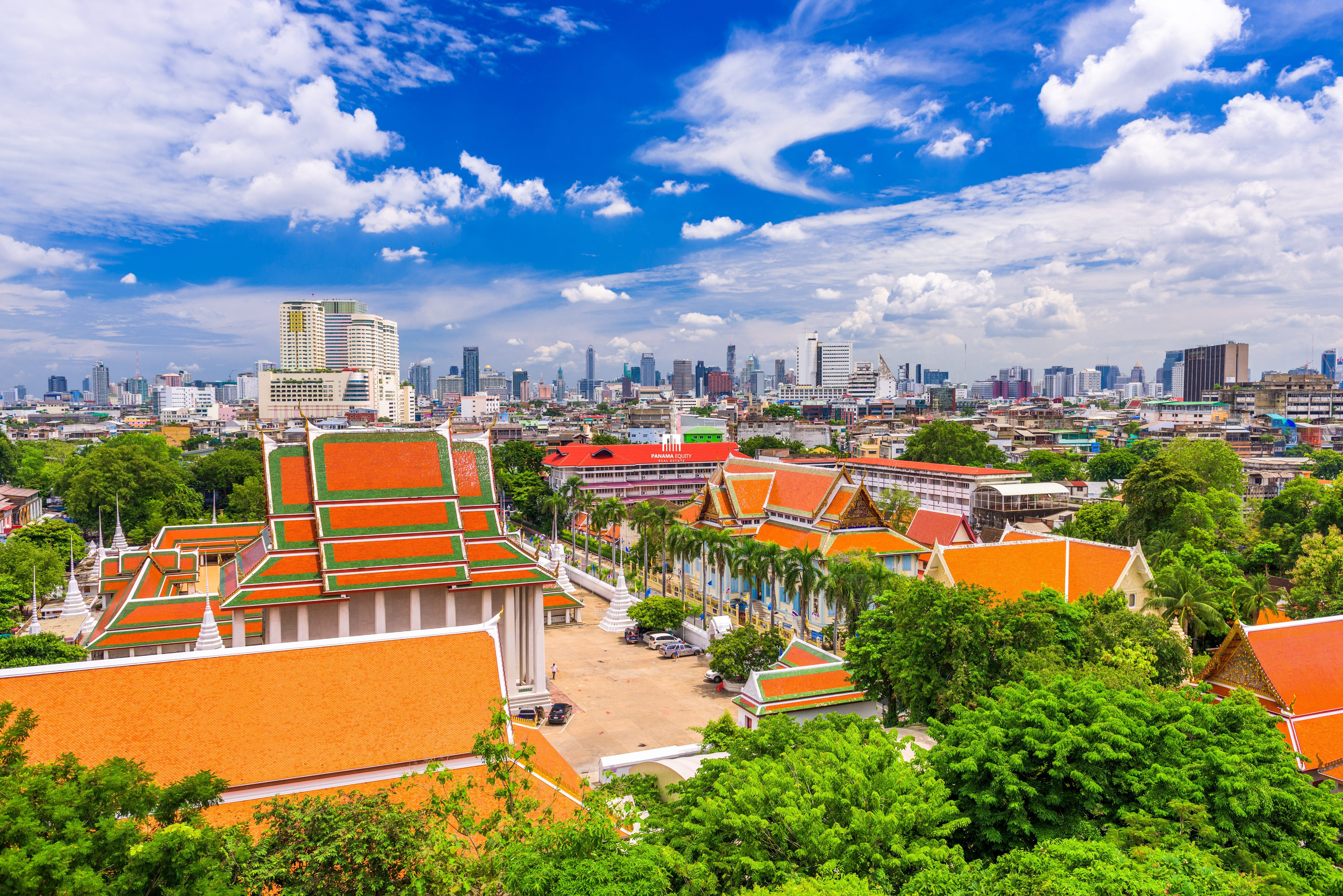 Thailand, one of the cheapest places to retire in the world.