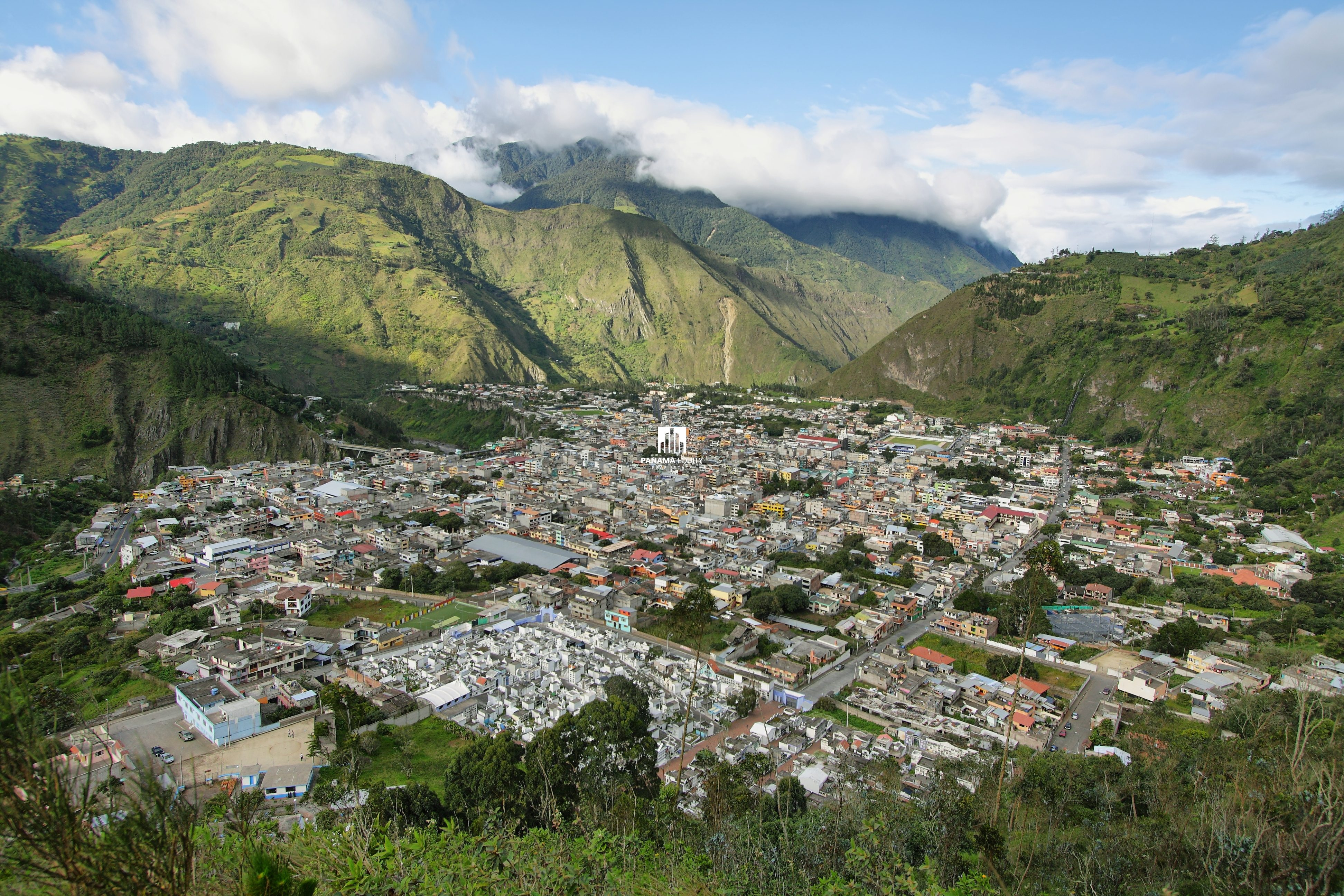 Ecuador, one of the cheapest places in the world to retire.