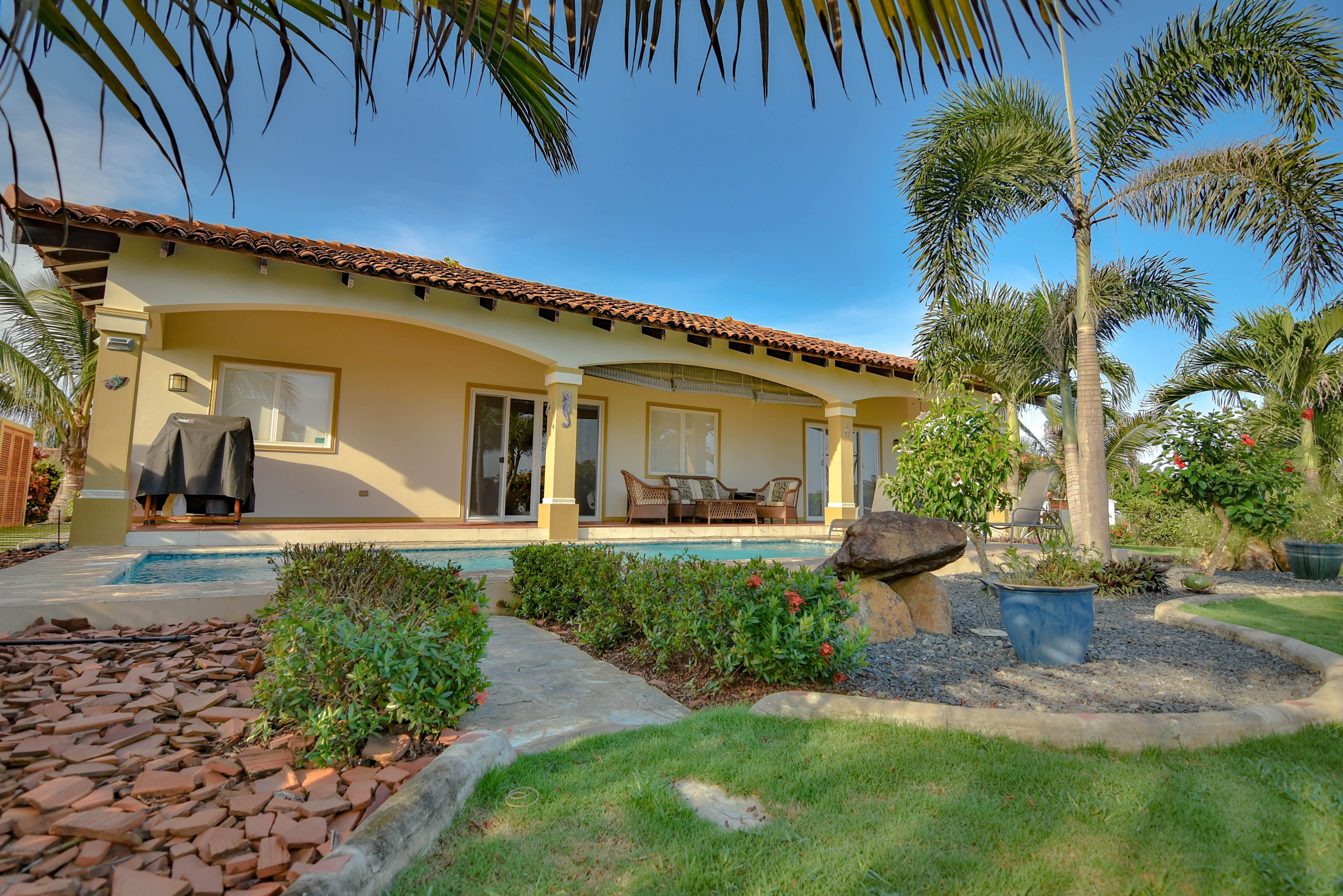 Costa Pedasi Ocean View Home