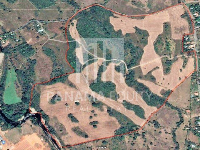 Penonome Panama Farmland For Sale