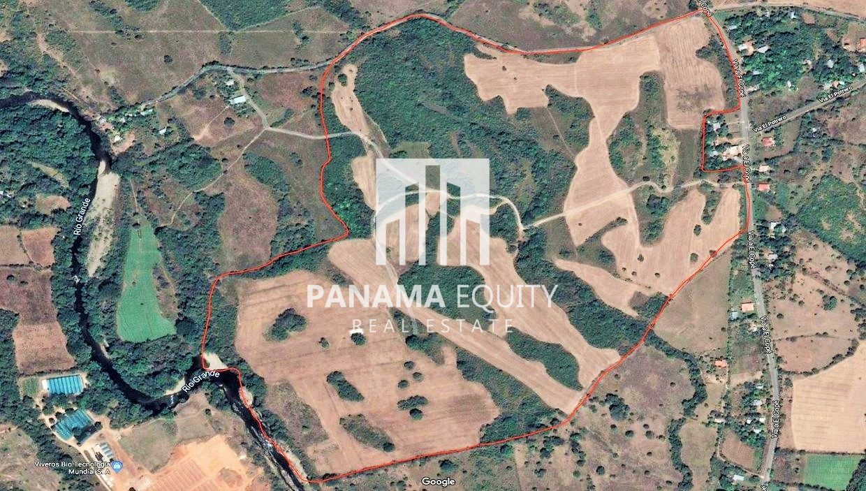 Farm land For Sale in Cocle Panama