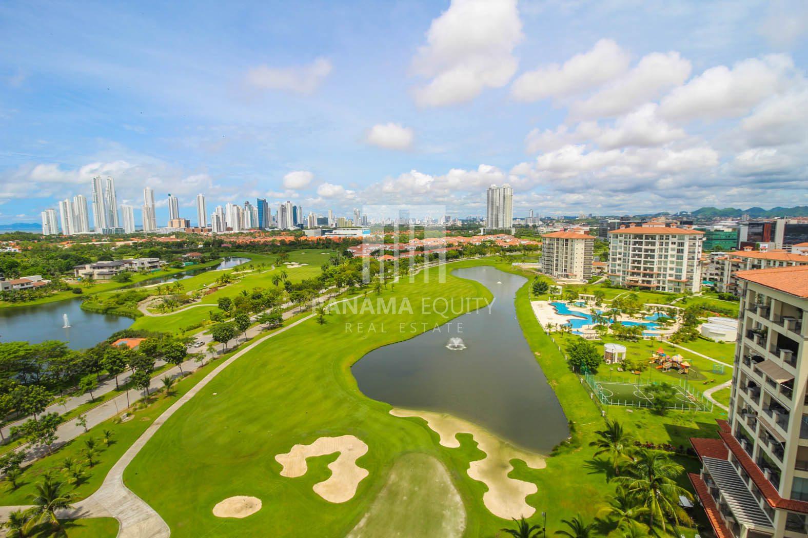 Santa Maria Panama Golf Course property for sale La Vista