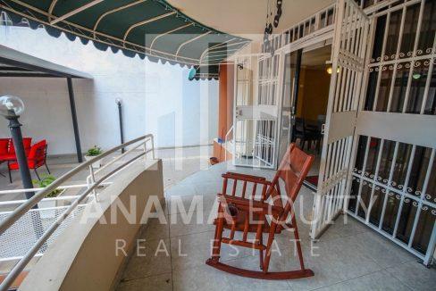 El Cangrejo Panama city apartment for sale