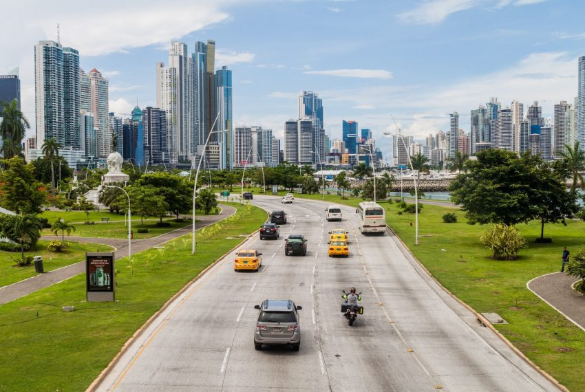Renting a car in Panama City