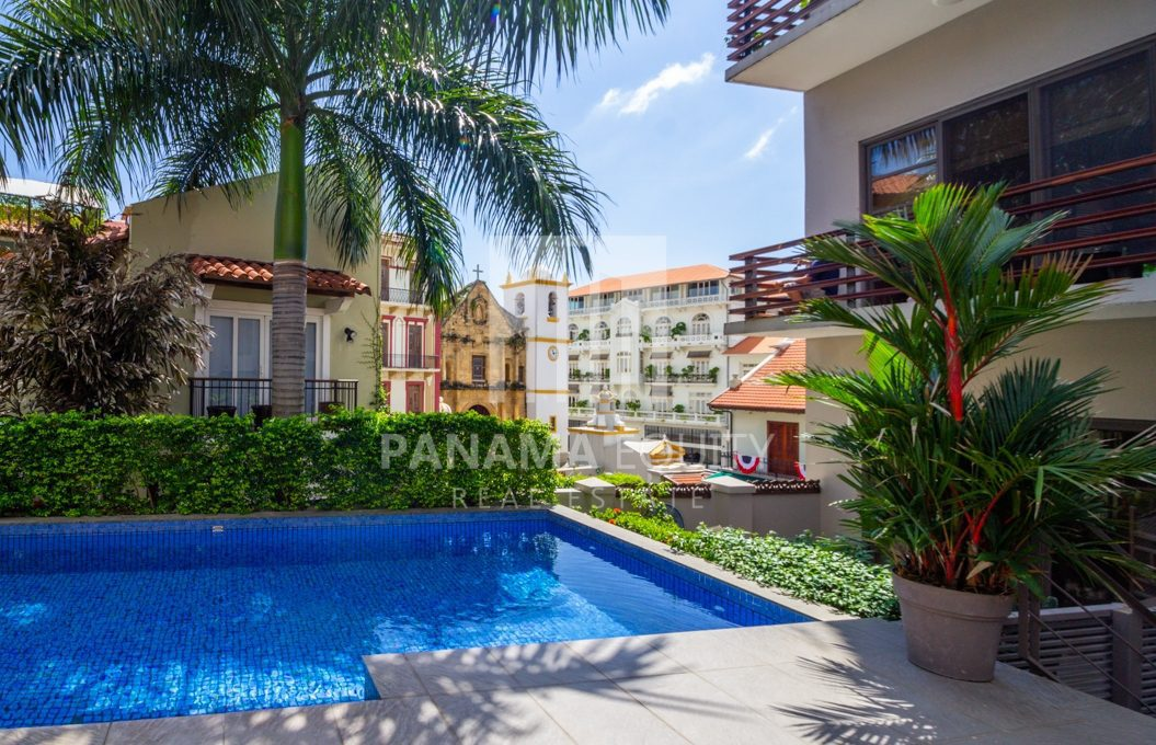 Casco Viejo Panama Apartment for sale-36
