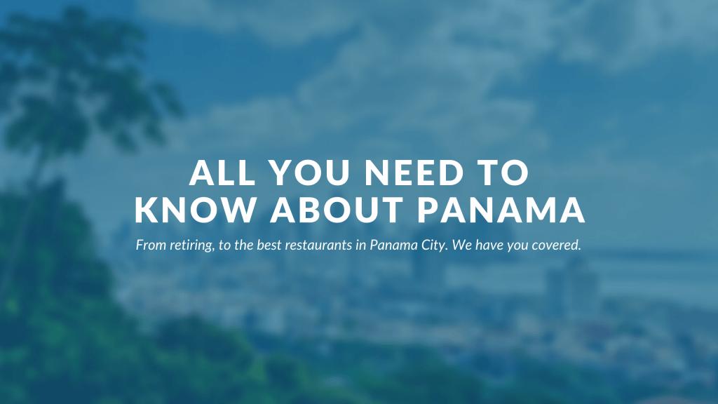 panama guides