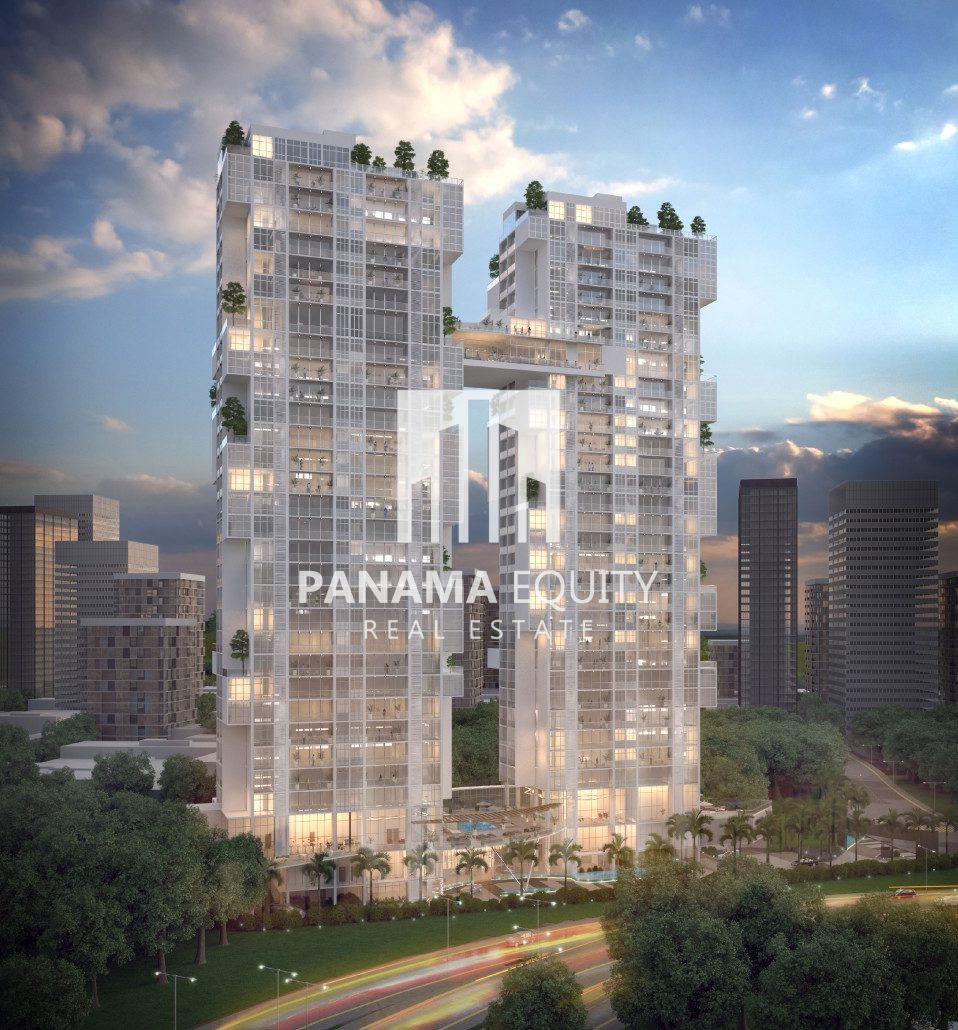 NEW! Luxury Two Bedroom HYDE by Wanders Panama Condo Pre-sale!