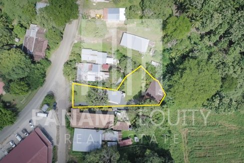 Pedasi Panama 2 homes on 1 lot for sale 5