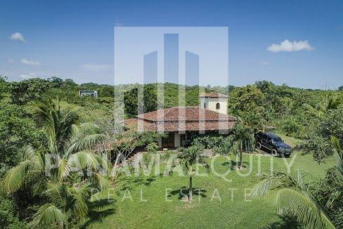 Pedasi Panama Ocean View Home Chumico-2