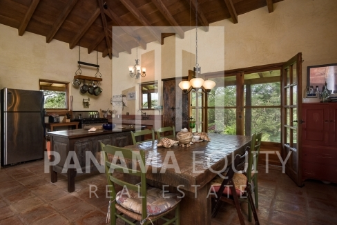 Pedasi Panama Ocean View Home Chumico-7