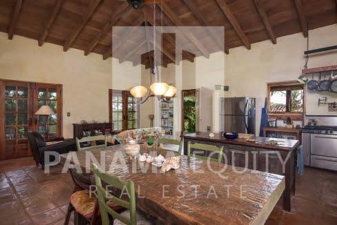 Pedasi Panama Ocean View Home Chumico-8