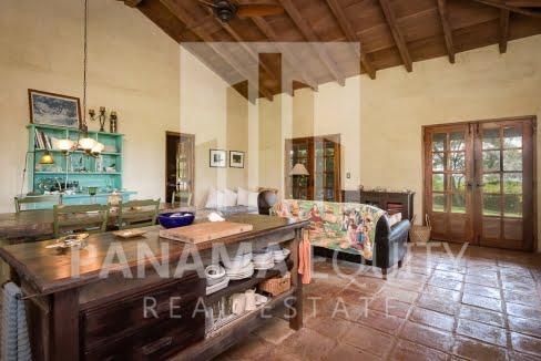Pedasi Panama Ocean View Home Chumico-9