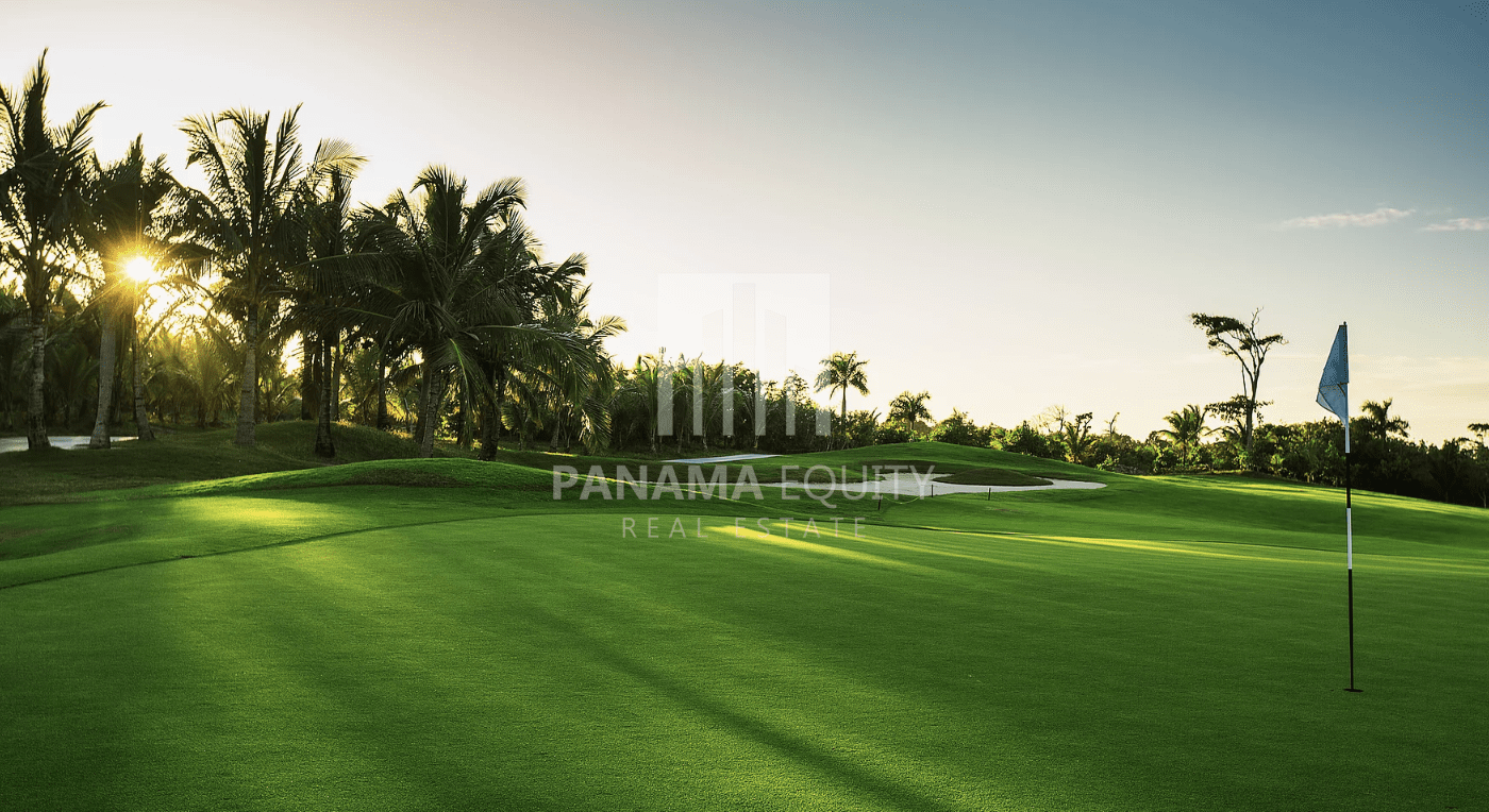 Santa Maria Golf Club, one of the best golf courses in Panama